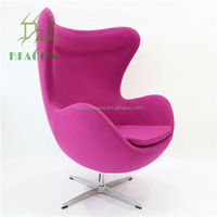Arne Jacobsen Egg Chair Make by Chinese Factory