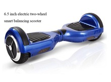 6.5 inch mini electric two wheels self balancing scooter