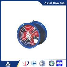 solar panel axial flow fan industrial axial flow ventilation fan