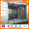 2015 shengxin metal concrete formwork,coffrage systeme,aluminium concrete forms sale