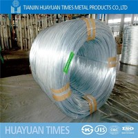 2015 Hot sale/ Direct factory /hot dipped galvanized zinc caoted fence wire