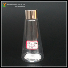 Skin Whitening Plastic Injection Bottle, Crystal Cosmetic Jar