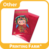 Printing Service Chinese New Year Red Paper Envelope