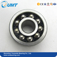 Chrome steel stainless steel high speed ball bearing 6205 ZZ 2RS for motorcycle