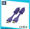 Hot product! 1080P High Speed Hdmicable 1.3V1.4V mini hdmicable to component cable HIMIcablefor HDTV