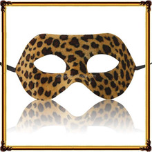 Christmas leopard masks appeal Wild costumes dance props Animal cartoon sex toys mask