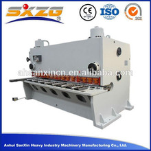 Export to Europe nc sheet hydraulic shearing machine