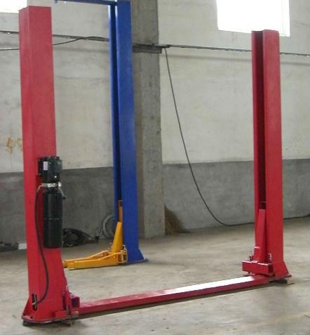 mechnical jack Threaded ram, load return hydraulic jack ( tlr ) capacity : 600  threaded  ram with mechnical safety lock =-nut to sustain load on lock-ut for longer period.