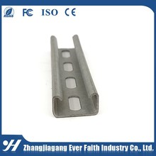 Hot Product Steel Structure Hanging C Channel Specification