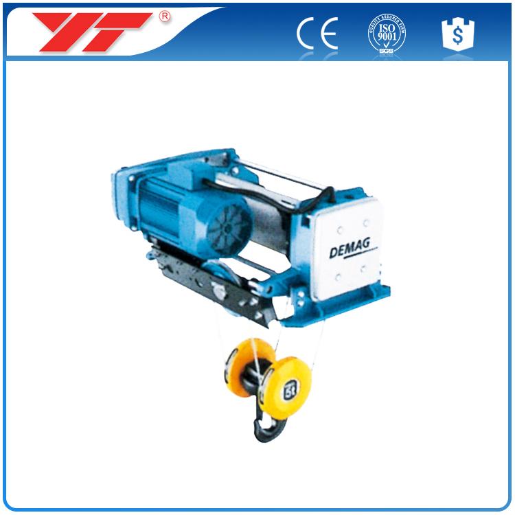 China Top Crane Manufacturer Demag Crane Hoist 3t 5t - Buy Demag ...