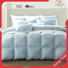 New product duck down 100% cotton comforter