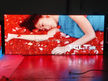 led scrolling full color outdoor led advertising billboard/ led electronic display