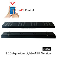 48in Malibu S300+ APP control 3 watt led aquarium lights for soft/lps/sps corals