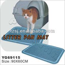 pvc cool pet mat/dog cooling pad/easy cleaning pet mat