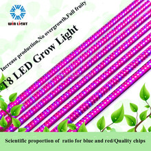 Factory supply 2015 wholesale grow equipment 2ft 4ft 5ft t8 g13 led grow light for plant