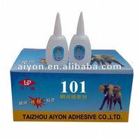 101 super glue , long time adhesive