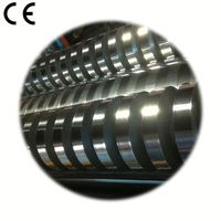 AL+PET Light material aluminum foil mylar for flexible air ducts/cables