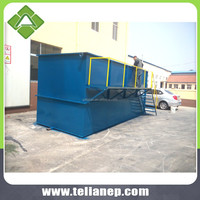 Packaged Sewage Treatment Plant for Domestic waste water treatment