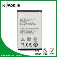 3.7V 900mah Li3709T42P3h553447 Li-ion Battery for ZTE C78 C79 C88 C70 E520 F160 E520 AGENT