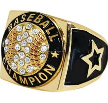 Gold world series Runner Up rings