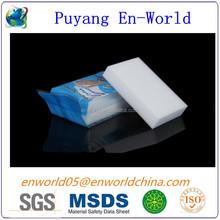 white/Grey Sponge Eraser Melamine sponge
