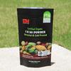 resealable food grade ziplock plastic bag/stand up snack food packaging bag/dried food packaging bag