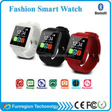 2015 New smart watch mobile phone with touch screen For IOS Android Watch