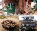 biomasa máquina de briquetas de aserrín