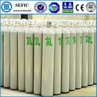Best-seller High Pressure Empty Gas Bottle 10m3 Argon Gas Cylinder Price