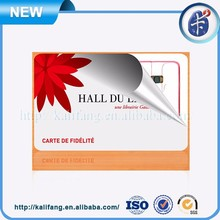 Contact / Contactless PVC RFID Smart Chip IC Card