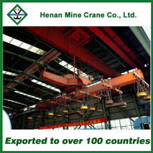 Crane Manufacturer Telescopic Lifting Beam Magnetic Overhead Crane