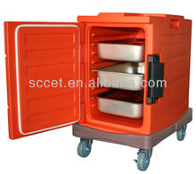 Front-Loading Food Pan carrier & GN Pan carrier &food storage container