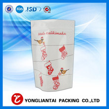 Natural food chia seed stand up food pouch with ziplock in Alibaba China