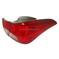 Modified car dimension 72*44*23mm led tail light for Hyundai Avante update model