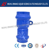 ACS and CE manufacturer RAL5005/5015 PVC socket reducer