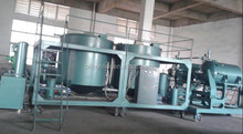 Waste engine oil Recycle, Black car oil recycling equipment
