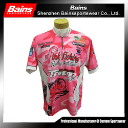 Make your design tournament fishing shirts&short sleeve bass pro fishing shirts&coolmax long sleeve quick dry fishing shirts