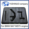YN hand tool set manufacturer for car and motorcycle timing belt for For M47 M57V timing tools car accessories automobiles