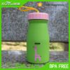 BPA free sport water bottle double wall stainless steel vacuum flask infuser water filter bottle RH523