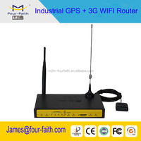 F7434 HSUPA Wifi Router wireless 3g GPS Router with sim slot & RJ45 & external antenna for vehicle tracking