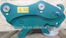quick coupler/hitch/coupling bucket hydraulic excavator for kobelco/doosan/kato/kubota/sumitomo/