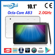 WOPAD A83T Octa-Core Touch Tablet PC 10.1 Inch Tablet With Android 4.4 Kitkat OS