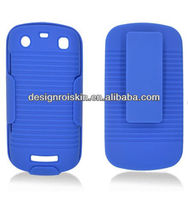case for Blackberry 9360 Apollo 9350 9370 Sedona Rubber Case and holster with stand phone covers