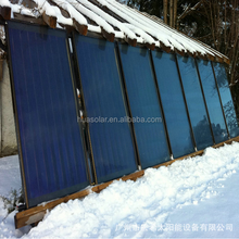 evacuated flat panel solar collectors High Efficient Solar Panel Collector For Industrial Use/solar water heater collector