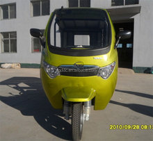 shaft drive electrical passenger tricycle