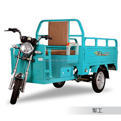 three wheel moped electric tricycle for cargo