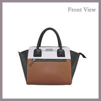 2015 Hot sale Smile Face Tote Bag Smiling Bag Small Size