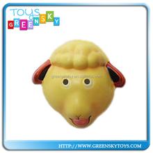 Fashion latex mask for party PVC EVA animal face mask