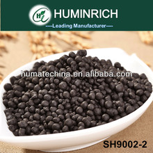 SH9002-2 NPK 3-5% Black Brown Humic Acid Round Granular