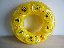 Summer duck swimming ring inflatable 1 Pcs For Sale